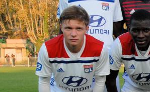 Malvin Bard fait partie des six lyonnais retenus en équipe de France U19.