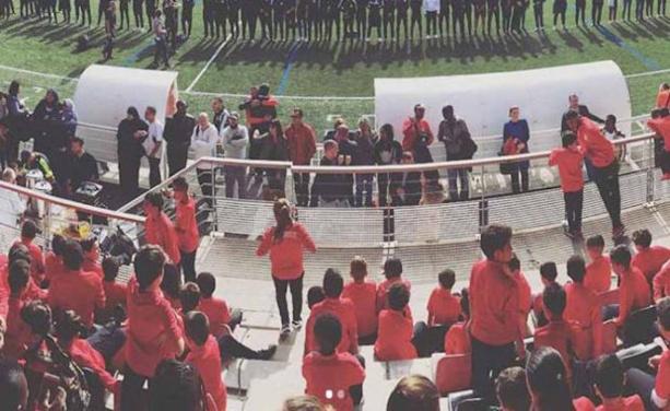 U17 Nationaux - Un grand et beau DERBY, le FC LYON garde la main mais plus de marge