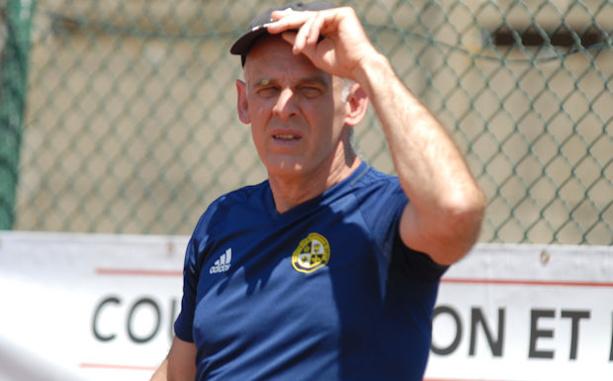 Eric Salignat (FC Pontcharra Saint-Loup)