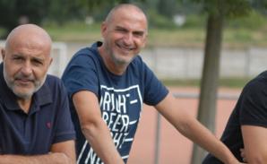 Fabrice Somma, à l'origine de la venue de Nicolas Pinard au FC Limonest-Saint-Didier