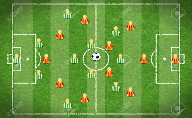 Lyon-Duchère AS B - Le GROUPE pour la réception du FC BOURGOIN