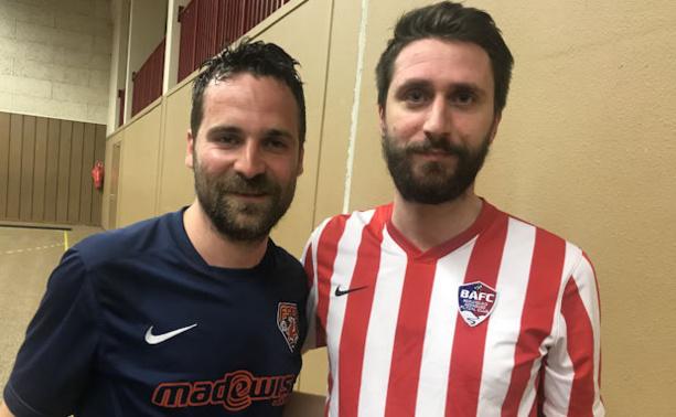 D2 Futsal - Clément 13 - Alex 0