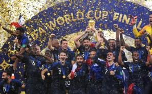 L'équipe de France de 2018 à fait la fierté de tout le pays, et elle avoue avoir été boostée par le hit «Ramenez la coupe à la maison» de Vegedream