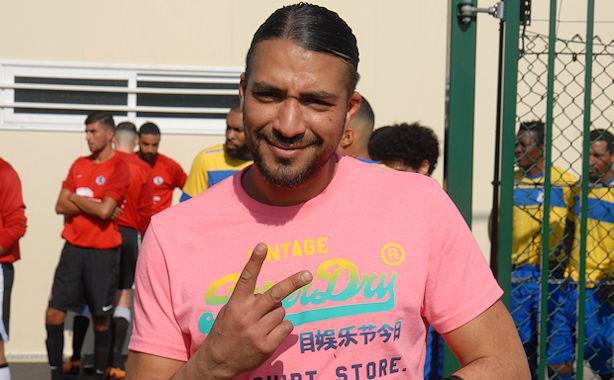 Akram Rizk (ES Trinité)
