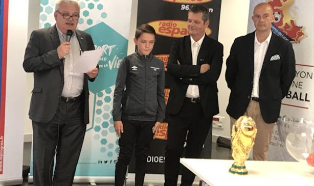 Coupe du Rhône - Le POUCET peut y croire, l'affiche à JOMARD