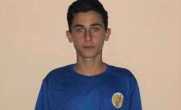 AS Saint-Priest - Un U15 convoqué en équipe d'ARMENIE