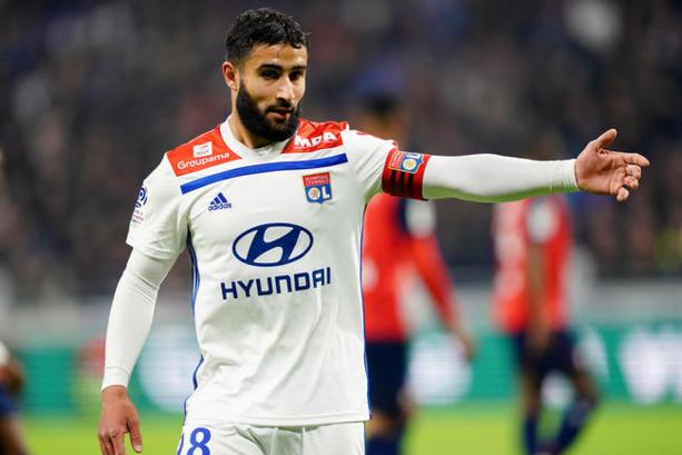 OL INFO - La premier league et la série A pour Nabil FEKIR