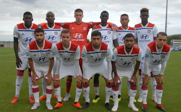 OL B - Le GROUPE pour la réception du FC ANNECY