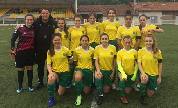 Les ECHOS des CLUBS - Un premier titre pour le FC BORDS de SAÔNE