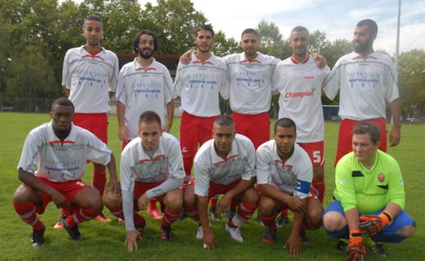 D2 - L'Olympique RILLIEUX retrouve la D1 !