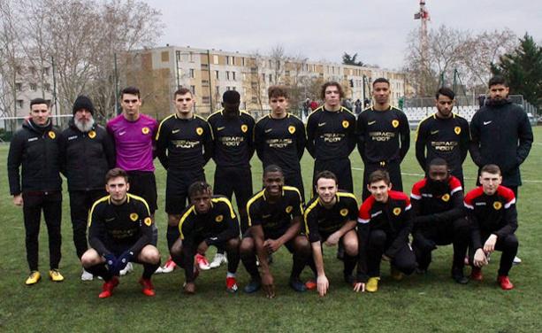 R1 U19 - Vaincre d'abord, espérer ensuite pour La DUCH