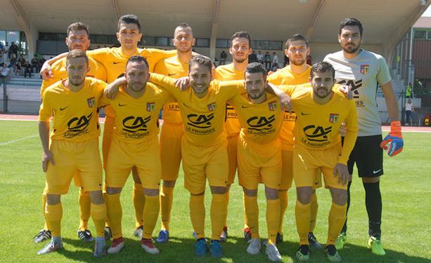 Coupe du Rhône - Le FC LYON réaliste, le FC VAL LYONNAIS trop juste