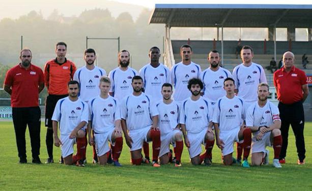 Avec cinquante-huit buts, le CS Neuville termine meilleure attaque rhodanienne des championnats de ligue seniors
