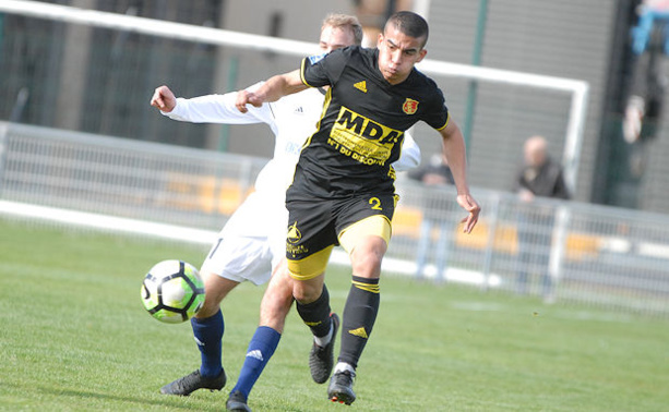 """Finale Coupe du Rhône (J-2) - M. BOUSSAID : """"J'ai failli aller au FC LYON..."""""""