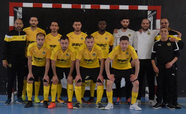 Futsal - Le FC CHAVANOZ à quarante minutes de la D2
