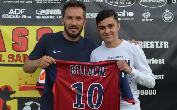 Mercato 2019 - Un U17 de l'AS SAINT-PRIEST rejoint un club PRO