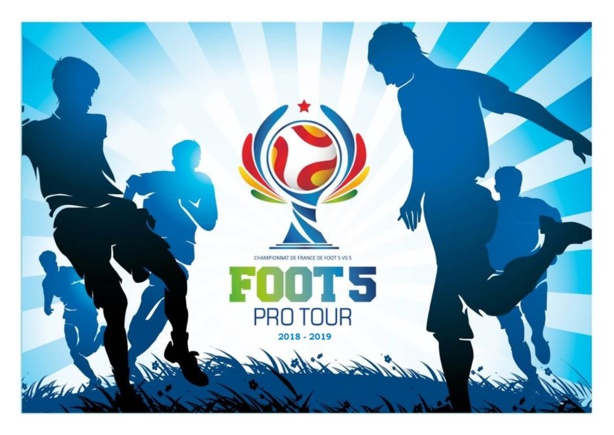 Foot5 Pro Tour - Le GRATIN du FOOT5 à CHAZAY !