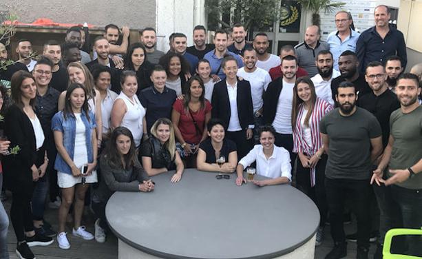Chassieu-Décines FC - Une STAL party pour finir