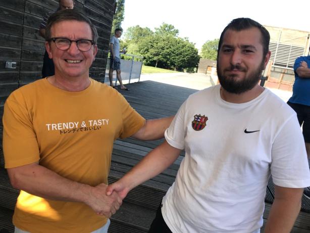 Kevin Favre-Abraham (Olympique Saint-Quentin): « Une grande fierté de récupérer l'équipe fanion du village où je suis né»