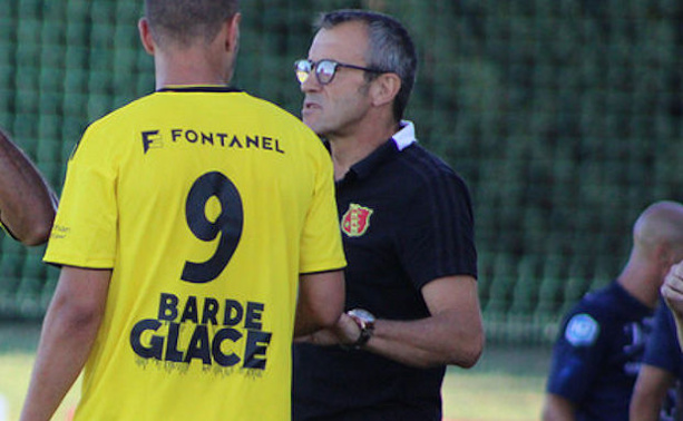 Direction Thonon Evian Grand Genève FC pour Eric Guichard