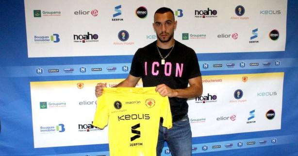 #Mercato - Le meilleur passeur de D2 belge rejoint Lyon Duchère AS