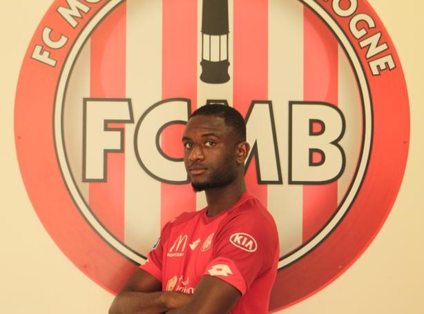 Moctar Diahaby signe au FC Montceau