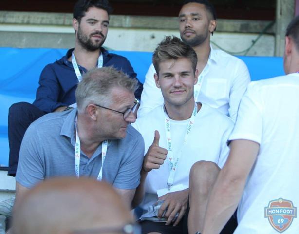 Ligue 1 : L'OL s'est envolé à Monaco