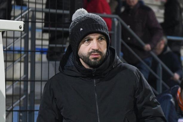 Karim Mokeddem (Bourg-en-Bresse) : « On va assumer et vite se remettre au travail »