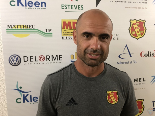 Cris (MDA Foot) : « Un bon point de gagné »