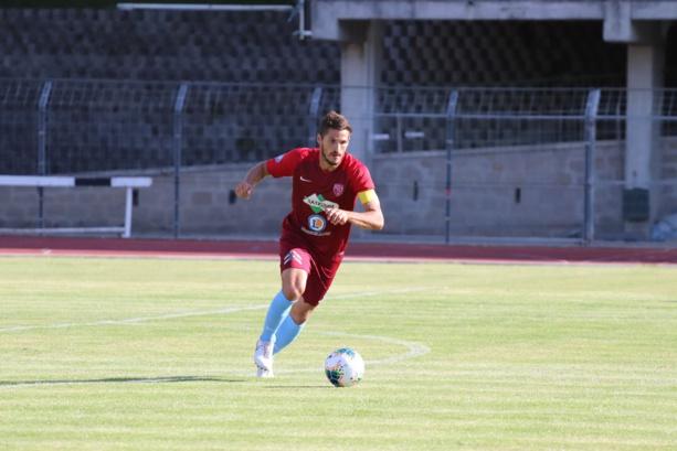 Manuel de Almeida  (FC Bourgoin-Jallieu) : « Notre projet est d'emmener nos jeunes joueurs formés au club au plus haut niveau »
