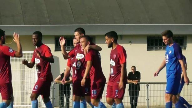 Première victoire de la saison pour le FC Bourgoin-Jallieu