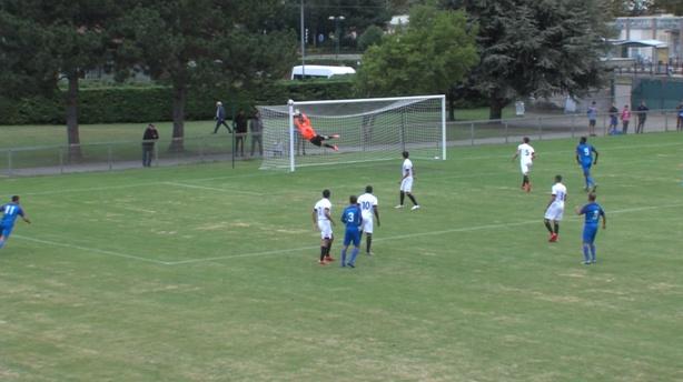 FC Echirolles - Limonest Saint-Didier B (0-1) : le résumé vidéo