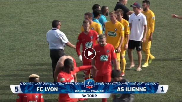 Coupe de France : le FC Lyon premier qualifié pour le 4ème tour