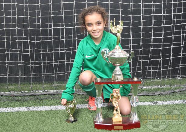 Sun Set Soccer Cup 2019 : les photos des récompenses