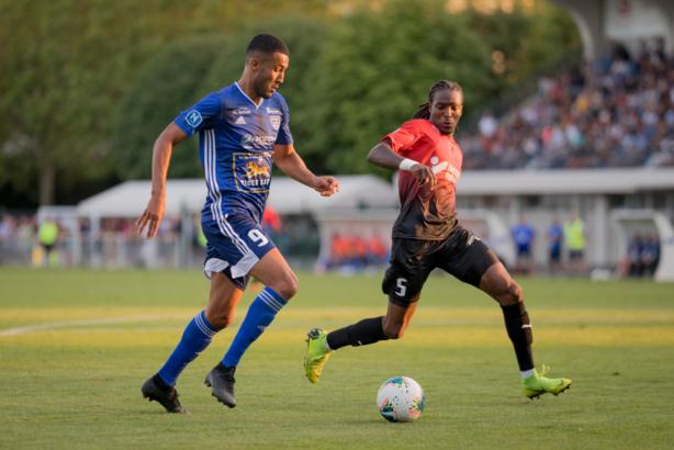 Ottman Dadoune (FC Villefranche Beaujolais): «Je n'oublie pas d'où je viens»