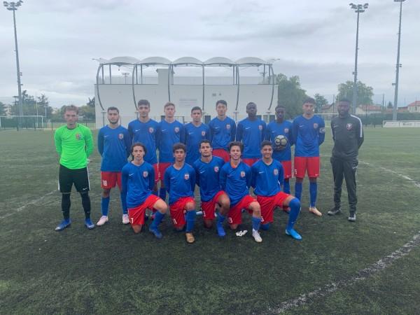Seckou Samate (FC Vénissieux U18): «Le match contre Aurillac, un élément fondateur de notre saison…»