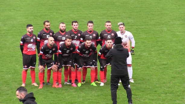 Sud Lyonnais battu à Seyssinet