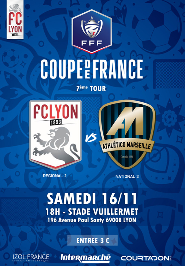 Coupe de France : pas d'exploit pour le FC Lyon