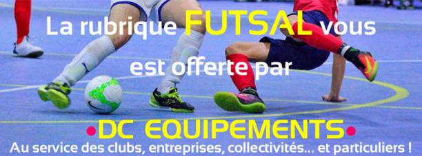 #FutsalD2 - Un nouveau test pour Chavanoz