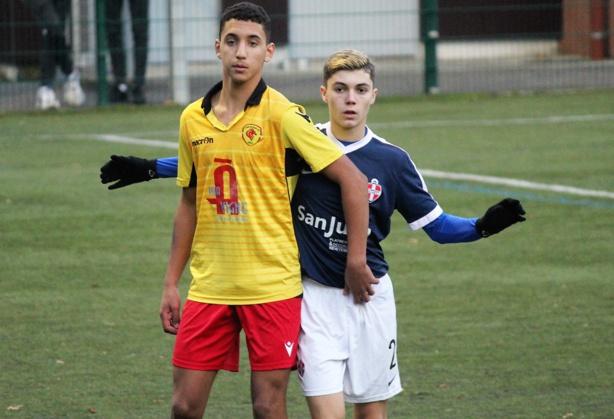 U16 R1 Lyon Duchère AS - Olympique Valence (2-0) : les photos de Robert Ageron