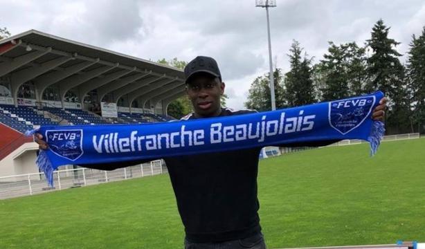 Brandon Agounon (FC Villefranche Beaujolais) : «Continuer à bien faire, sans trop se projeter »
