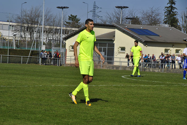 Brahim Toumi crédit Loire Football