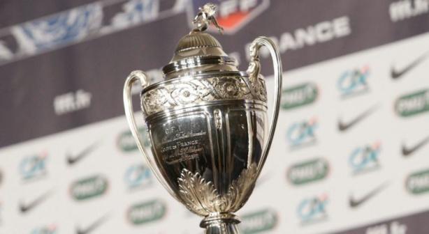 Qui sont les adversaires potentiels du FCLSD et de l'OL en 16e de finale de la coupe de France ?