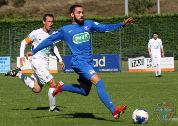 Limonest Saint-Didier affrontera une autre N3 en 16e de la Coupe de France