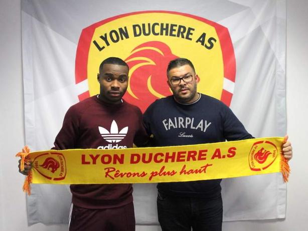 Une troisième recrue à Lyon Duchère