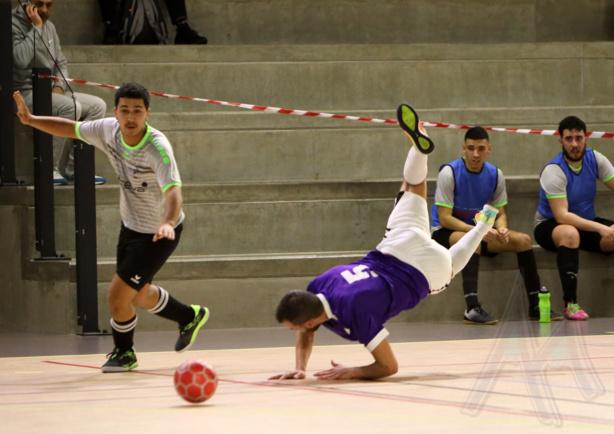Le programme du premier tour de la Coupe LAURA Futsal