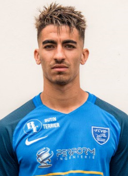 Sami Belkorchia (FC Villefranche Beaujolais) : « Plus question de se cacher »