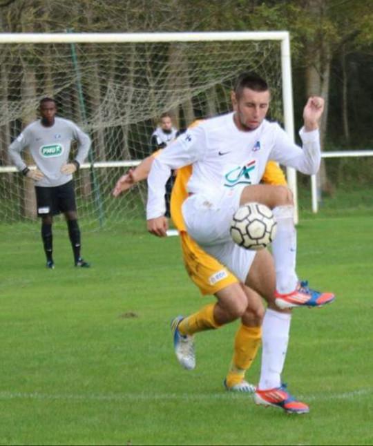 FC Vareze : un attaquant arrive d'OND