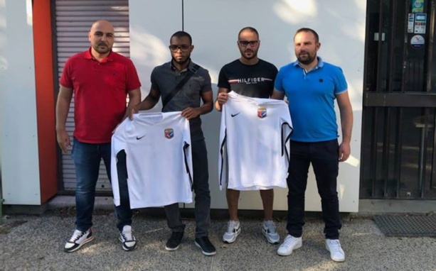 Trois arrivées au FC Vénissieux
