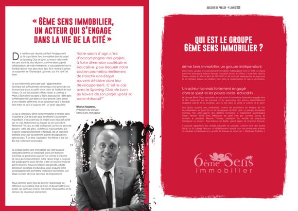 Sporting Club de Lyon : un nouveau nom pour viser plus haut